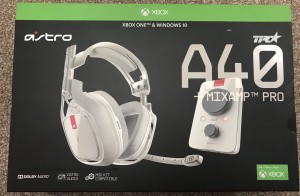 Astro Gaming A40 Tr + Mixamp Pro Tr Astro Gate Timing Wired