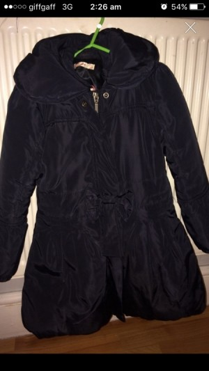 girls designer coat