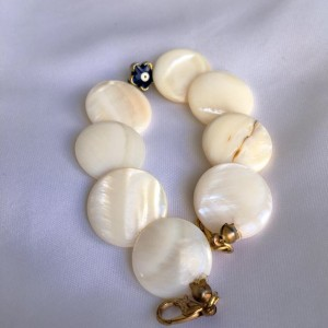 Mother of Pearl Stone Bracelet