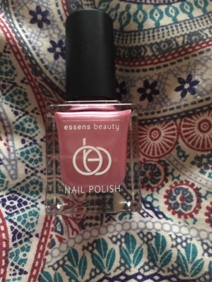 Essens Beauty Nail Polish In 20 Shimmer Pink Brand New