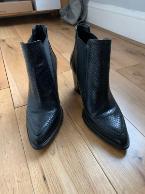 Beautiful black ankle boots - OFFICE