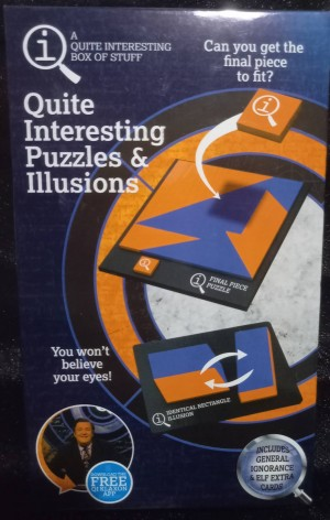 QI Puzzles and Ilusions