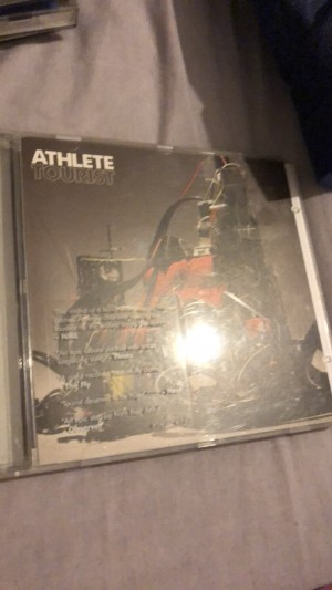 Athlete Tourist CD