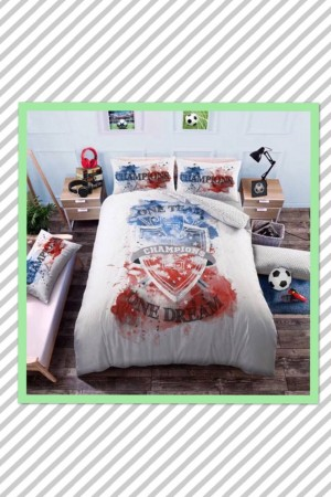 Football Champions One Dream One Team Duvet Set