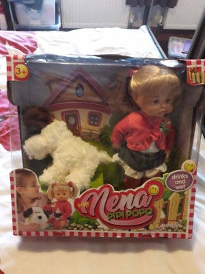 toy doll with accessories