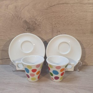 Kids cups and plate