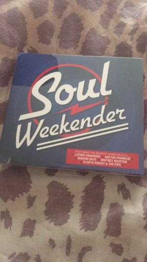Soul weekender cd (Sealed)