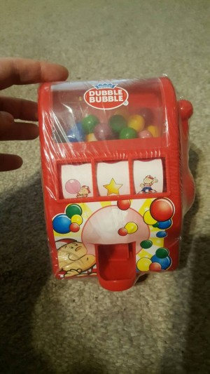 new bubble get machine toy