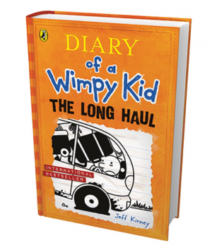 Diary of wimpy kid long haul