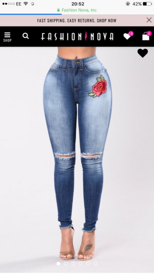 Zoey Rose Jeans