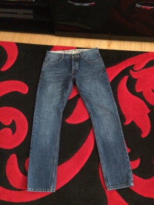 Men's deekins jeans excellent condition never worn size 32R tapered leg slim fit
