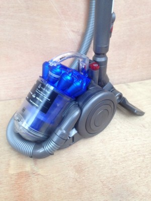 Dyson City DC26 Multifloor Vacuum Cleaner + Tools