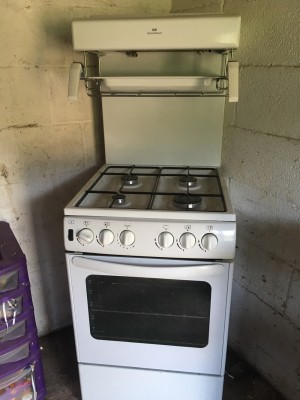 Newworld oven or cooker