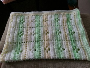 call the midwife crochet blanket