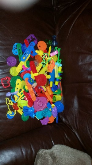 play doh cutters
