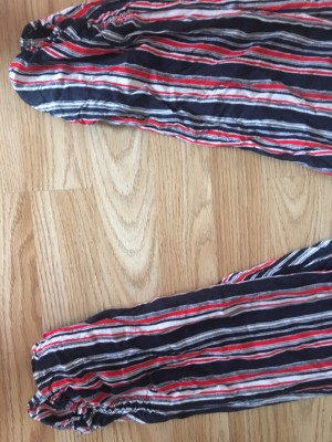 Striped Trendy Trousers