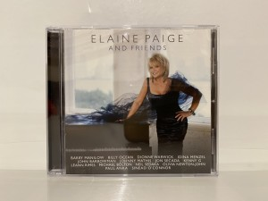 CD Elaine Paige And Friends Collection Album Genre Classical Stage