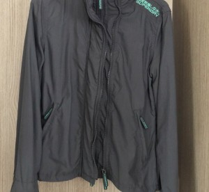 Small super dry jacket, new no tags