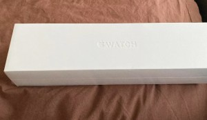 Apple Watch series 5,44MM,Silver brand new and sealed