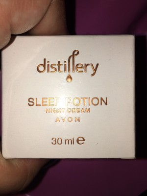 Avon Distillery Sleep Potion Night Cream Brand New