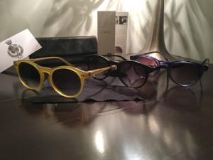 BNIB genuine Eye Respect sunglasses