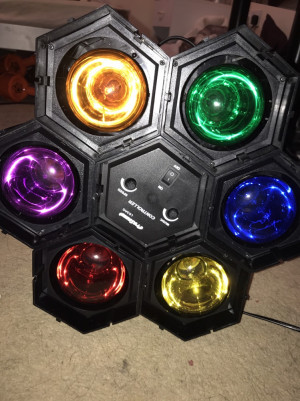 Party lights - open to offers