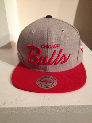 Chicago Bulls Snapback - (Bought from USA)