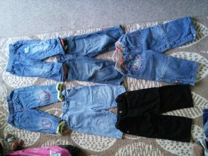 12-18 month boys trousers