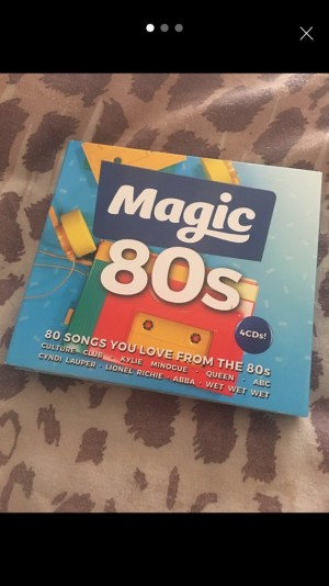 Magic cd (4 discs)