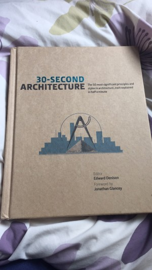 30-Second Architecture hardback