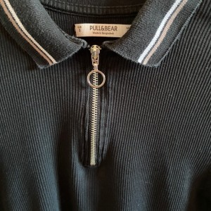 Pull and bear zip top size small