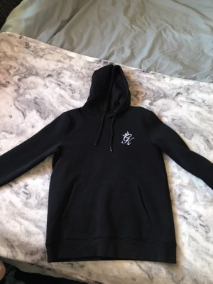 Gym king hoodie size M