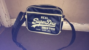 superdry mini bag