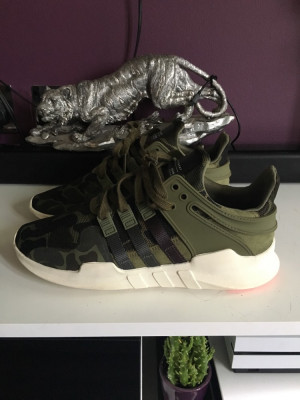 Brand new adidas eqt trainers worth £100