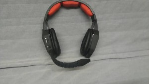 Wireless Gaming headset for PS4 and Xbox One