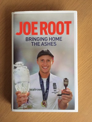 Joe Root Autobiography - Bringing Home The Ashes