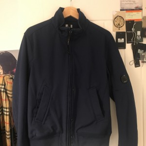 Cp company soft shell jacket brand new bought for £300 and want £185 brand new bought in feb size M fits a S