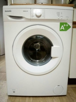 ProAction Washing Machine WMNS610P (White) is in Excellent condition.