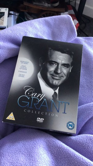Cary grant dvd collection