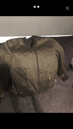 both good condition adidas large river island jacket med barely worn