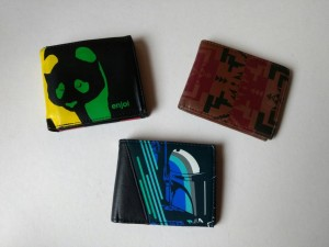 Mens Bifold wallets - Boba Fett & Enjoi Skate Star Wars
