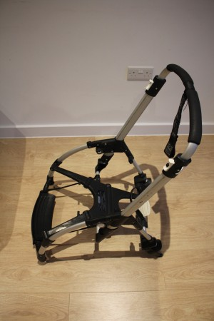 Genuine Bugaboo Bee Original(07,08,09) Aluminium Frame Single Seat Stroller Chassis