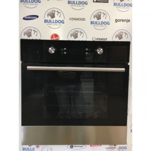 Montpellier SF057MX Electric Built-In Single Fan Oven- Stainless Steel £140