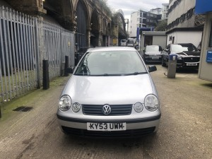2003 Volkswagen Polo S 1198cc Petrol Manual 5 Speed 3 Door Hatchback