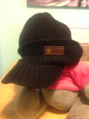 firetrap hat with peak