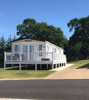 ABI Westwood Static Caravan For Sale at Witton Castle, Co Durham