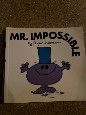 Mr impossible book