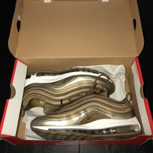 Nike air max 97s in gold/hazel hue | Size 5 | Excellent condition | only worn once| price is  negotiable
