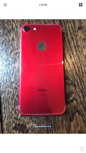 Apple iPhone 7 Red 126GB *cheap*