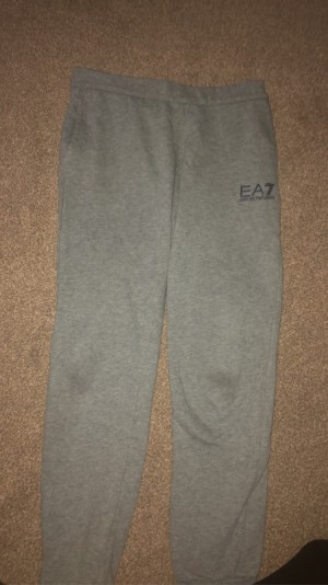 Armani Trackie Bottoms